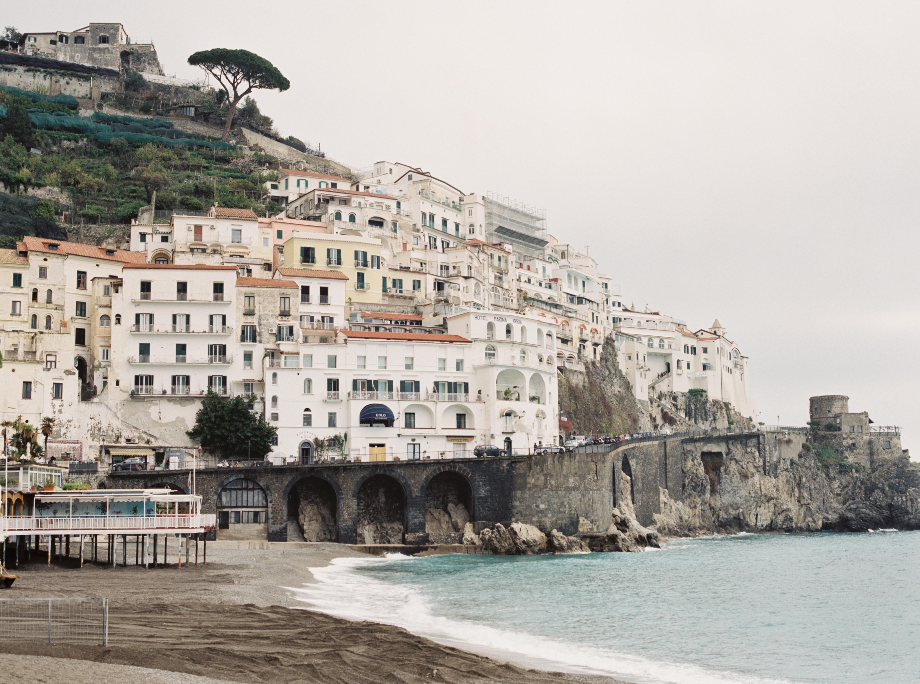 Italy - Tuscany Wedding Destination - Sam Areman Photo 088