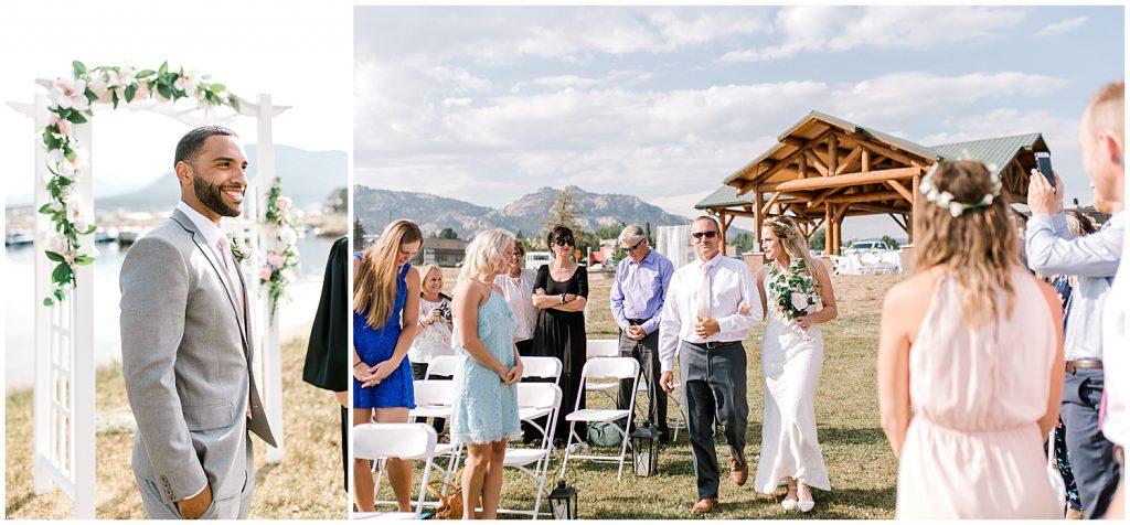 Estes Park Wedding Pictures