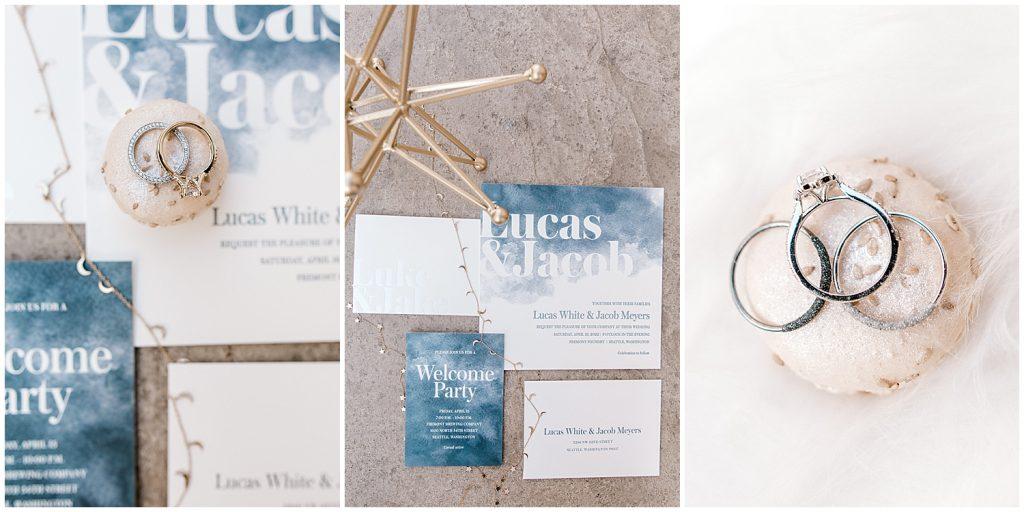 Magnolia Hotels Wedding - Wedding Essentials - Sam Areman Photo - Borsheims Engagement Ring