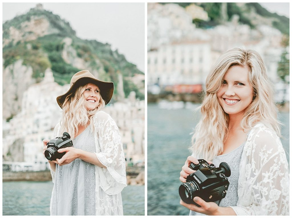 Amalfi Coast Headshot - Sam Areman Photo