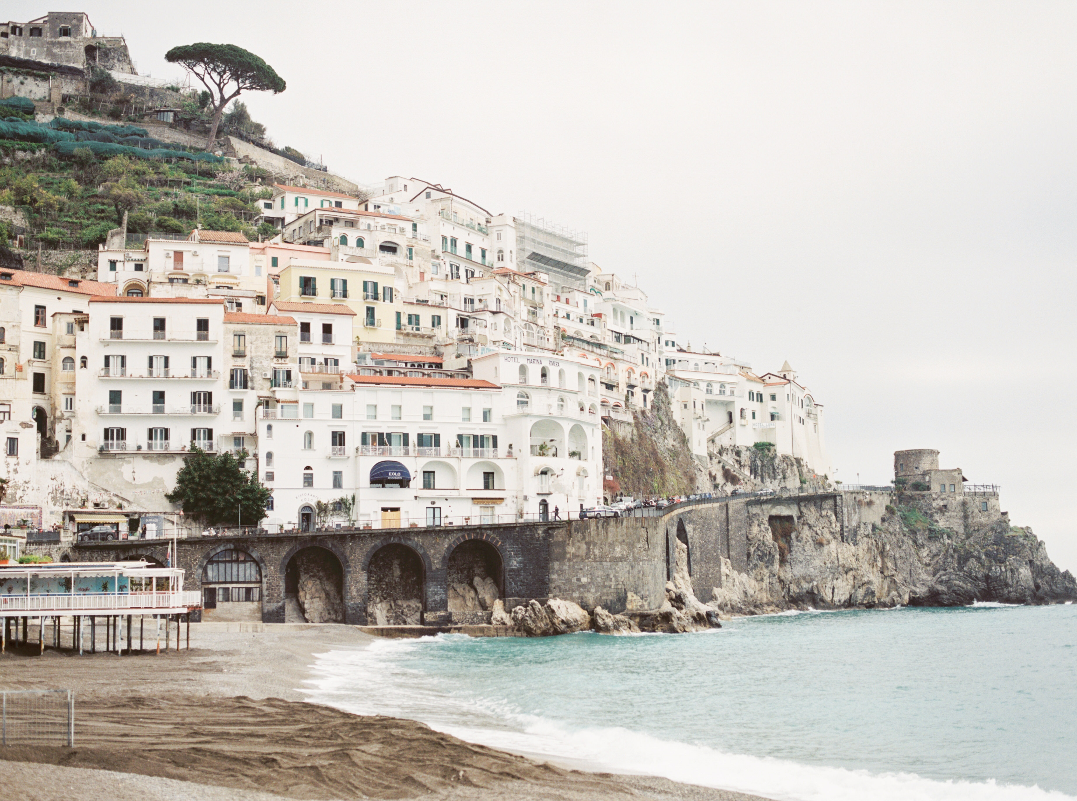 Amalfi Coast - Italy Photography
