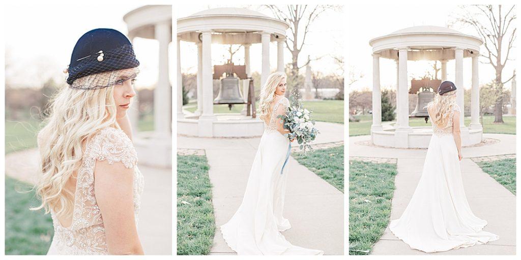 Sam Areman Photo - Casablanca Bridal - French Provincial Editorial Wedding - Blush Bridal - Petals to Platinum - Lovebird Jewelry Collective