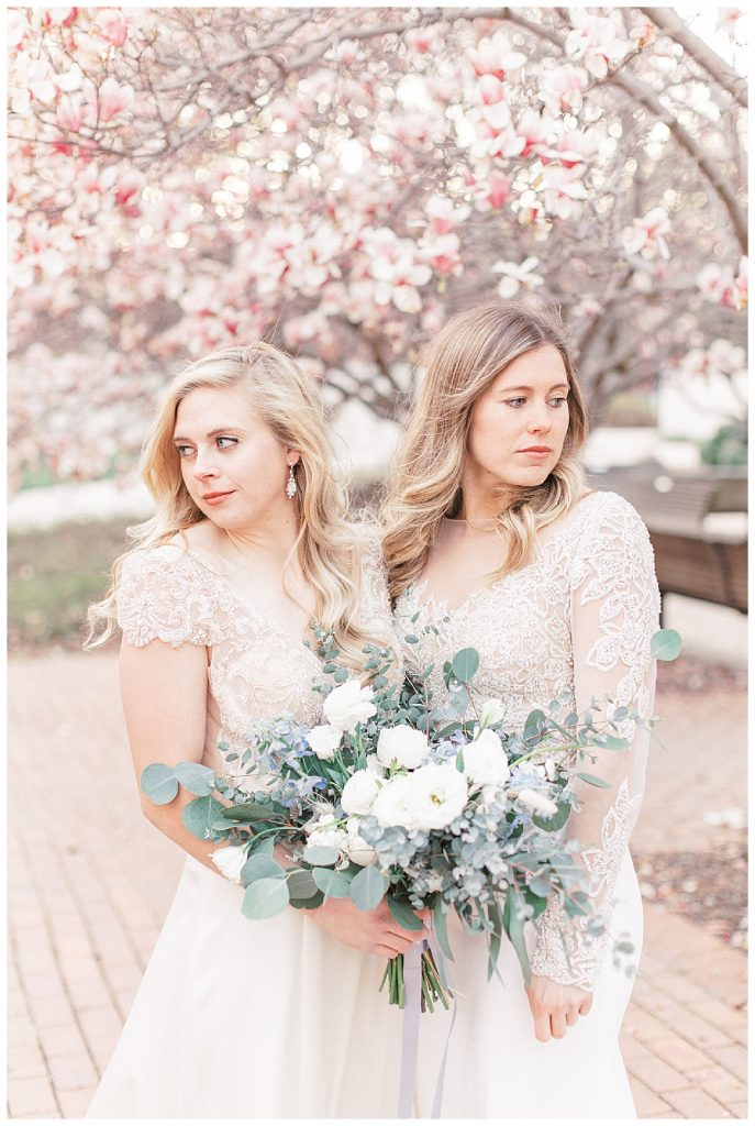 Sam Areman Photo - Justin Alexander - French Provincial Editorial Wedding - Blush Bridal - Petals to Platinum - Lovebird Jewelry Collective - Casablanca Bridal