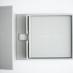 Linen box - Sam Areman Photo